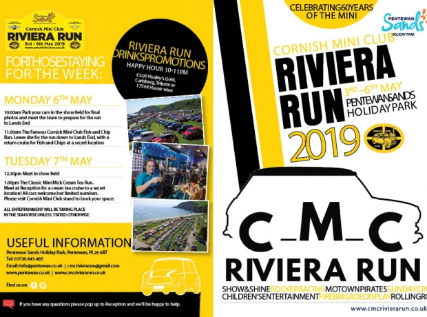 Riviera Run 2019, Cornwall