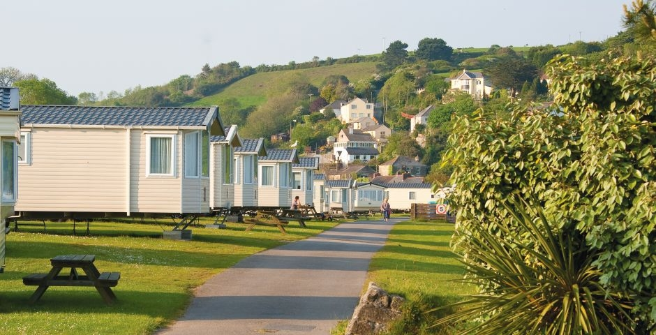 Family Holiday Homes at Pentewan Sands Holiday Park