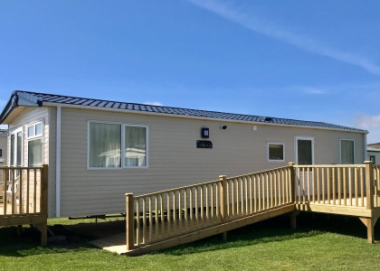 NEW Wheelchair Friendly Holiday Home