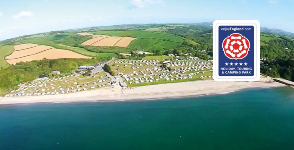 5 Star Holiday Park in Cornwall - Logo