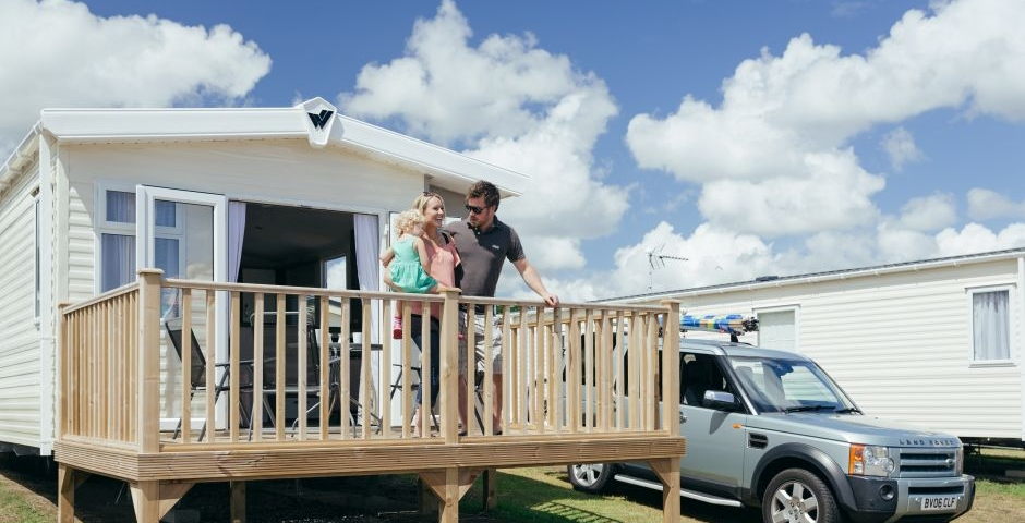 Holiday Homes at Pentewan Sands Holiday Park