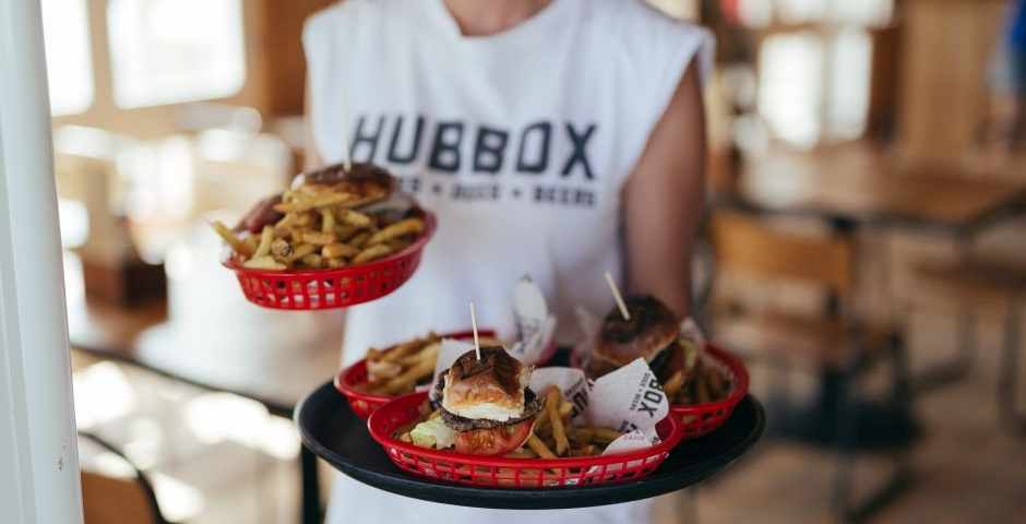 HUBBOX at Driftwood