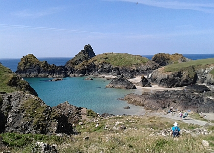 Picnic Spots - Kynance Cove