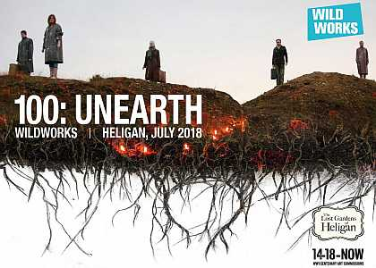 100: UnEarth at Heligan